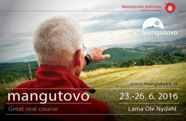 meditační kurz s lamou Olem Nydahlem, Mangútovo 2016