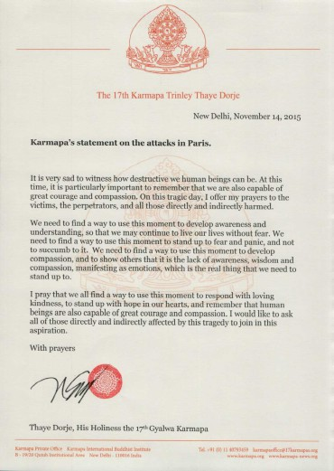 K1600_Karmapas-statement-on-the-attacks-in-Paris-1